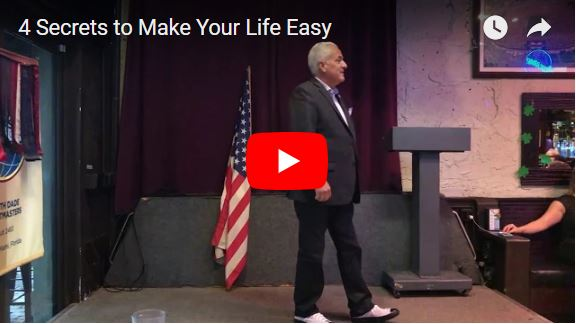 4 Secrets to Make Your Life Easy