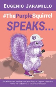 Book #ThePurpleSquirrel SPEAKS...
