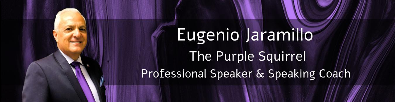 Eugenio Jaramillo The Purple Squirrel